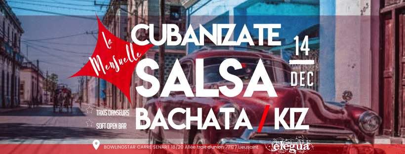cubanizate la soirée mensuelle elegua