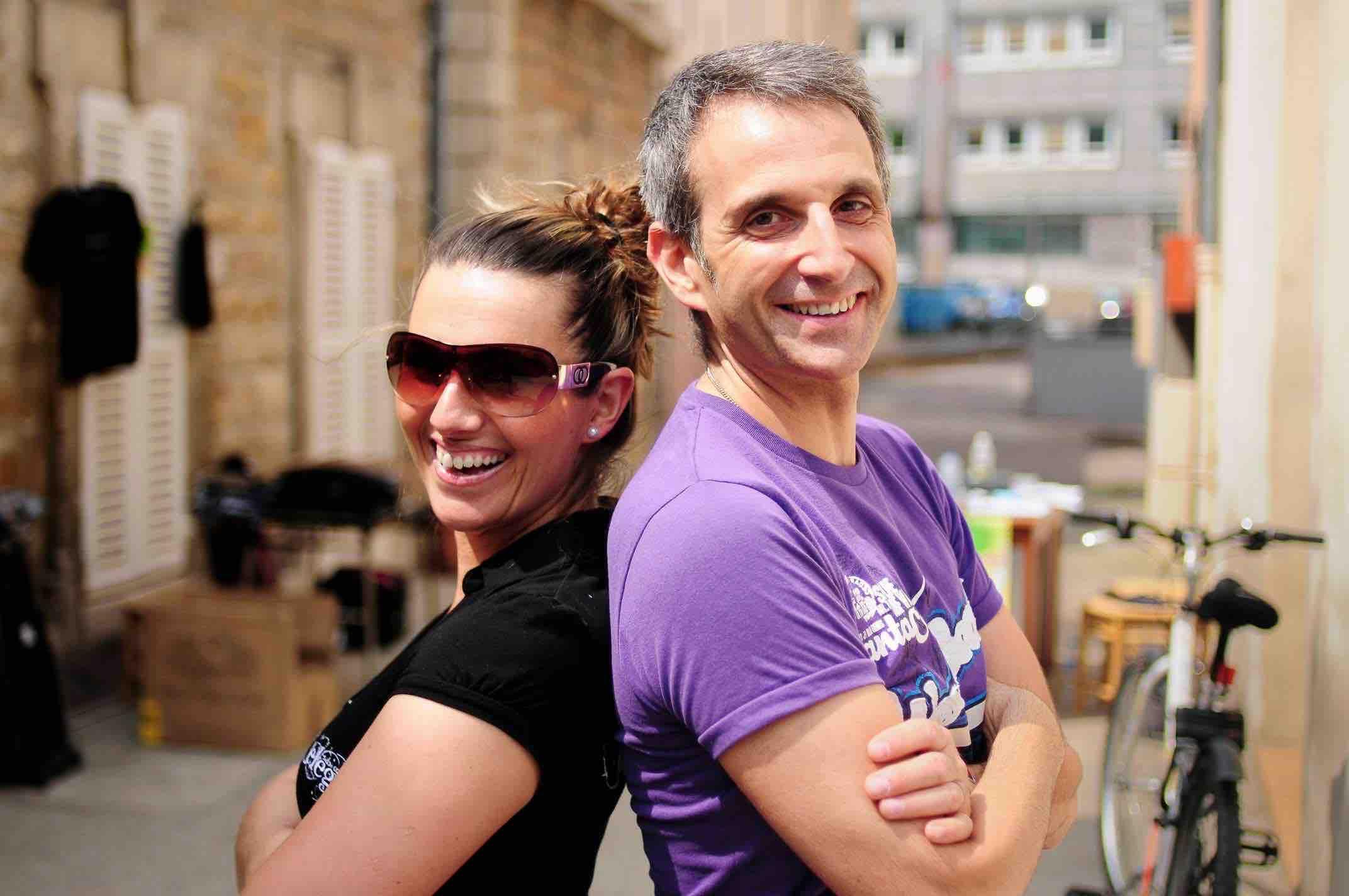 Contacter Elena et Thierry Elegua