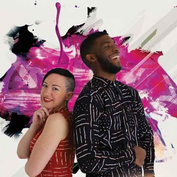 Nagui et Mégane Kizomba Guest Cubanizate Mars 2020