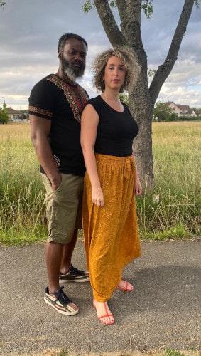 Madou et Milaine professeurs de kizomba chez Elegua