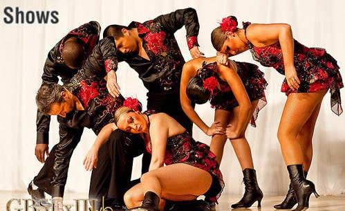 Couverture de l'album photos des shows et spectacles Elegua