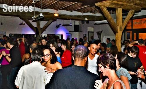 Couverture de l'abum photos des soirées Elegua