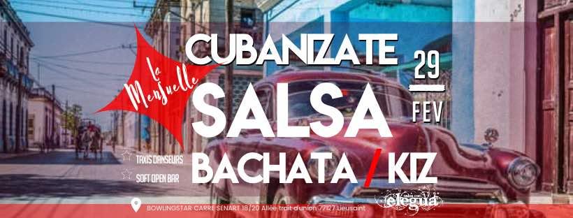 cubanizate la mensuelle
