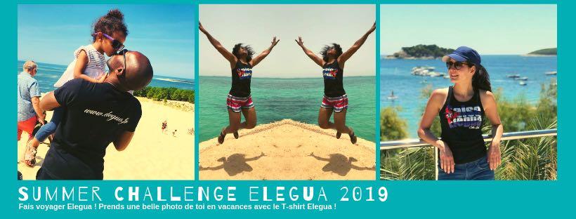 jeu concours summer challende 2019 elegua